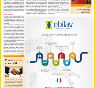 Ebilav: Speciale sicurezza sul quotidiano Repubblica
